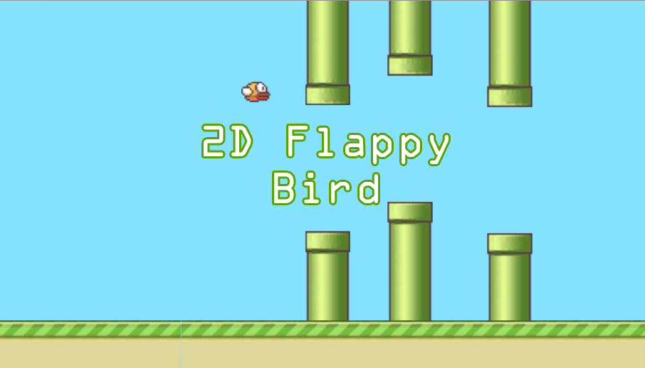 2D Flappy Bird Clone Game Tutorial - Unity3D (C#) | Coffee Break Codes