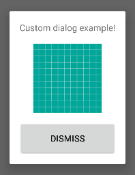 Custom Dialog Android